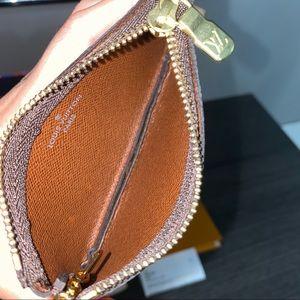 Louis Vuitton Bags - New Auth Louis Vuitton Key Pouch Cles Monogram